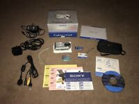 *Sony Cyber-Shot Digital Camera - Boxed & Complete*