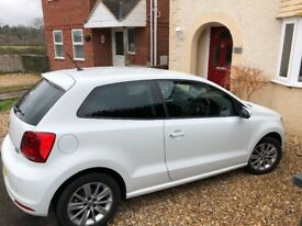 2015 VW Polo - one owner from new.