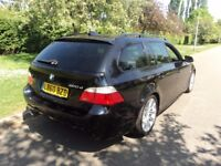 2011'BMW 520d m-sport semi-auto touring fantastic condition