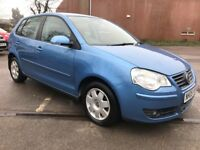 Blue | Volkswagen Polo 1.4 TDI | Warranty | 12 Months MOT | 5 Door Hatchback | Immaculate Condition