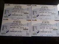 Stone Roses ticket belfast £53