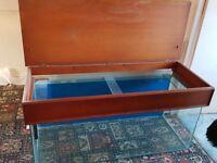 Aquarium/Vivarium For Sale (4FTX2FT) £200 OVNO