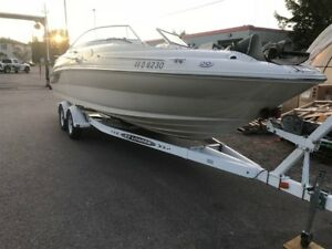 2001 Sea Ray Boats Sundancer 240 5.7 L EFI