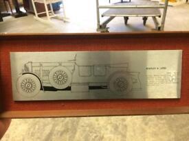 Steel Bentley picture