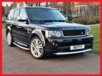 68500 Miles-- 2011 Range Rover Sport 3.0 TD V6 SE -- TopSpec -- Great Condition -- 1 ONE Owner -FSH