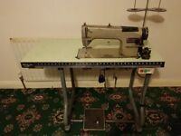 Sunco model 101 industrial sewing machine