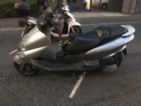Yamaha Majesty 125cc FULLY WORKING