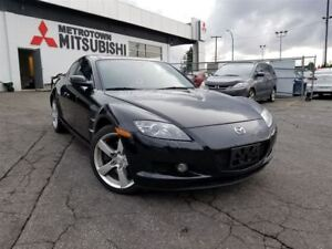 2008 Mazda RX-8 GT; Local, LOW KMS!