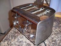Rusell Hobbs 4 slice toaster