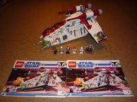 8 lego starwars sets