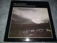 Orchestral Manoeuvres In The Dark - 3 x Vinyl L.P's - Organisation, Junk Culture & Architecture -