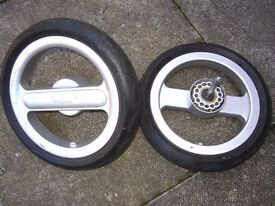 Silver Cross Surf Pushchair Pram 2x rear wheels