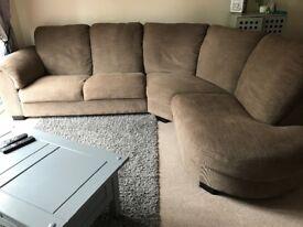 Corner sofa - left hand