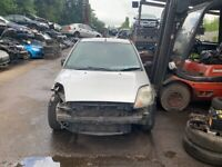 2006 Ford Fiesta Zetec S 3dr 1.6 Petrol Silver BREAKING FOR SPARES