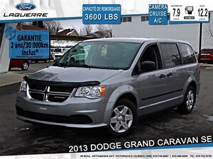 2013 Dodge Grand Caravan **SE*DVD*7 PASSAGERS*CRUISE*A/C**