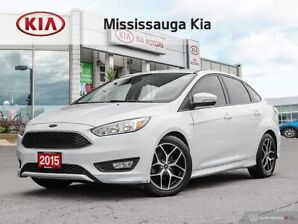 2015 Ford Focus SE SPORT PACKAGE , ACCIDENT FREE , AUTOMATIC