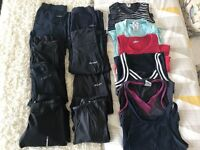 Women's fitness clothes