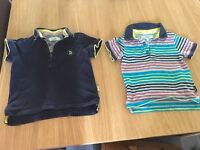 Two Ted Baker T-shirts