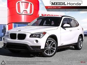 2013 BMW X1 xDrive28i Nav Panorama Sunroof