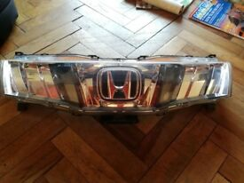 Honda Civic Perspex front grill