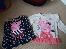 Peppa Pig Girls clothes