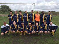 11-a-side Saturday Goalkeeper Wanted - Boca Seniors FC