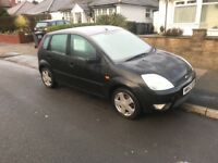 2003 FORD FIESTA ZETEC 1.4 5 DOOR 12 months mot mint cheap first car Clio 206 corsa 207 c3
