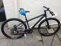 Vitus Dee 29 VR City Bike 2016. MINT CONDITION rrp £360