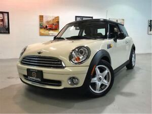 2007 MINI Cooper |Like New| Low Km's| Fully Serviced| Pano Roof|
