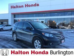 2014 Honda CR-V EX-L|SERVICE HISTORY ON FILE