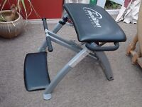Malibu Pilates Chair, DVDs and fitness plan
