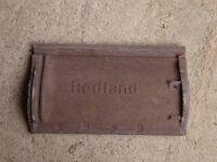 c100 Redland Norfolk Pantile roof tiles