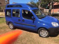 Fiat doblo day van never been used