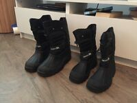 Trespass mens apres ski boots