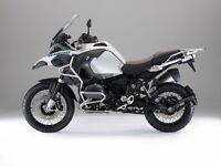BMW Motorrad R1200GS Adventure TE LC, Feb 2015, superb touring bike