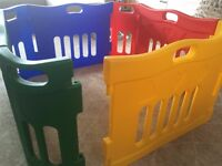 Baby and toddler play pen by Jolly Kidz