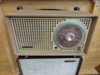 Valves Radio no tested sold as seen for spares or Repair