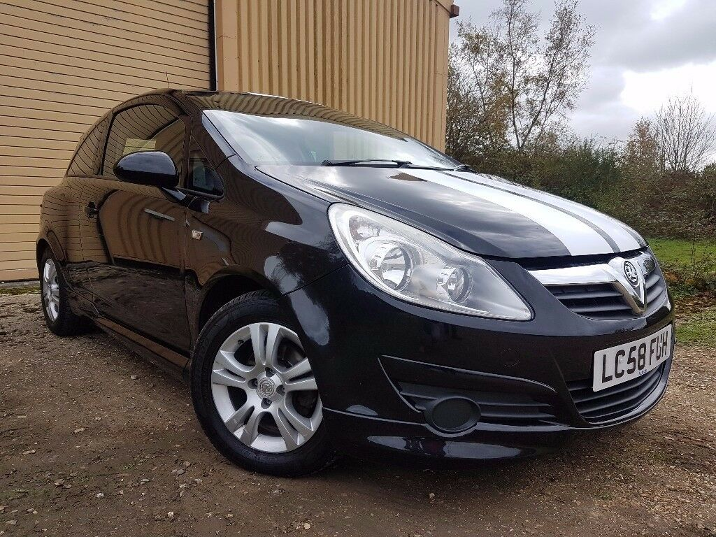 Vauxhall Corsa 1.2 i 16v Breeze 3dr *3 MONTHS WARRANTY*PX WELCOME*