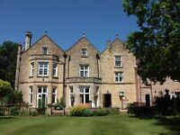 Night Nurse Required. Waltham Hall. Part time. Excellent pay & pension. Accommodation available
