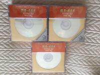 DVD-RW Rewritable 4.7gb dvd's Brand New