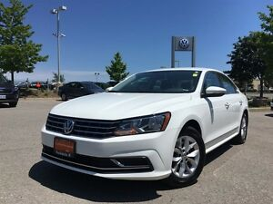 2017 Volkswagen Passat Trendline plus 1.8T 6sp at w/ Tip VERY LO