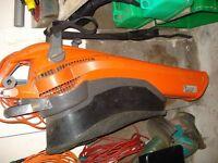 Flymo Garden Vac - 2500 Turbo