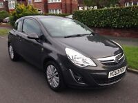 VERY RECENTLY SERVICED VAUXHALL CORSA ENERGY 2013 1.2L - OFFERS AROUND £4700