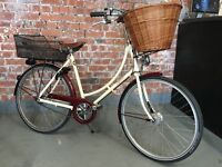 Pashley Sonnet 2016 ladies bicycle with step-over 50cm steel frame. £450 [RRP £675]