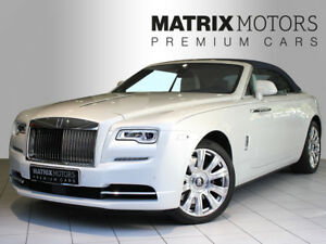 "Rolls-Royce Dawn HEAD-UP NACHTSICHT 21""ZOLL WHITE METALLIC"