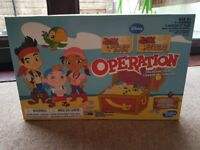 Operation Game: Jake and the Neverland Pirates