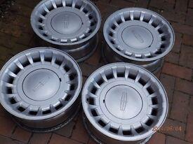 Lincoln Millennium Wheels