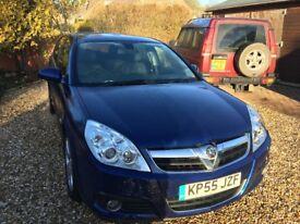 Vauxhall Signum Elite 2.2i Direct