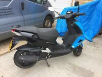Peugeot speedfight 4 50cc moped 2015