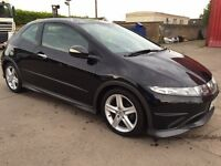 07 HONDA CIVIC 1.8i TYPE S P/EX WELCOME